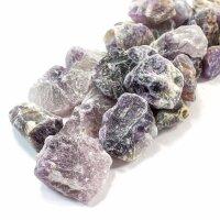 Wassersteine Amethyst 100g