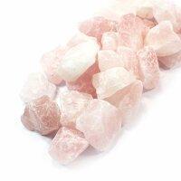 Wassersteine Rosenquarz 100g