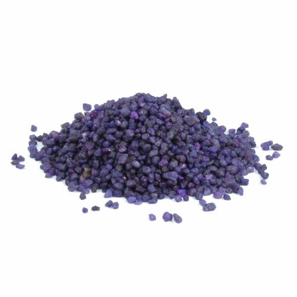 Deco Granulat Lila 1kg (2-5mm)