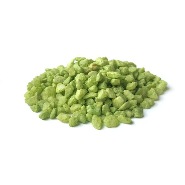 Deco Granulat Apfelgrün 1kg (2-5mm)