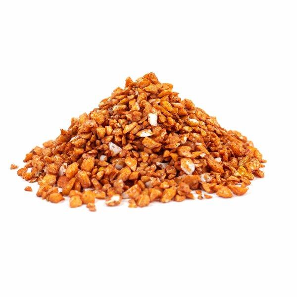 Deco Granulat Orange-Braun 1kg