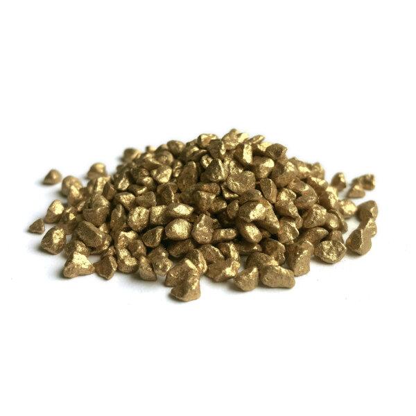 Schatzsucher Nugget Gold 1kg (1-4mm)