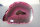 Pink Achat Geode Single 281g