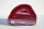 Rote Achat Geode Single 324g