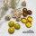 Glasnuggets Crystal Gelb 1kg (17-20mm)