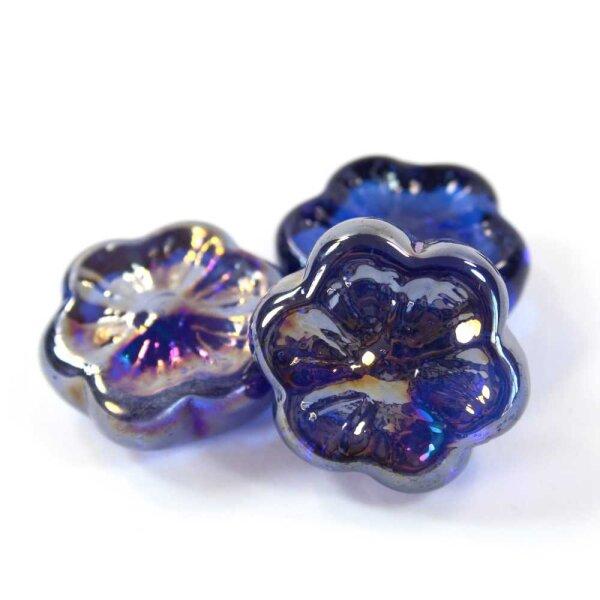 Motivnuggets Shine Pfirsichblüte Kobaltblau