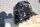 Glasbrocken Single Ozeanblau 2,64 kg
