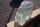 Glasbrocken Single Glasklar grünlich 8,94 kg