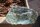 Glasbrocken Single Glasklar grünlich 10,62 kg