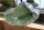 Glasbrocken Single Glasklar grünlich 21,70 kg