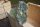 Glasbrocken Single Glasklar grünlich 31,46 kg
