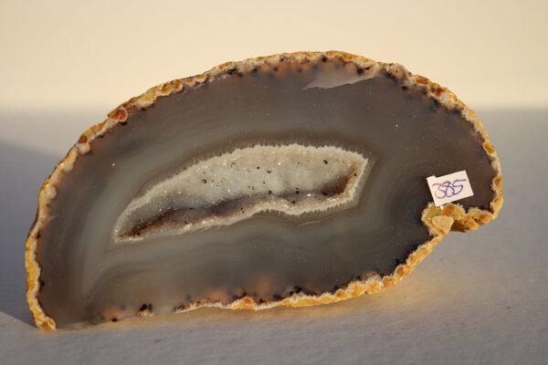 Achat Geoden Single Natur 287g II. Wahl