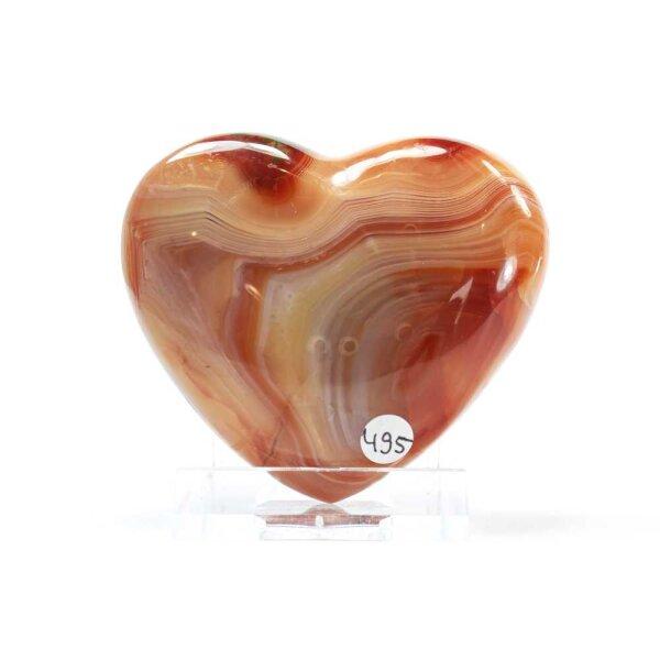 Karneol Herz 103g