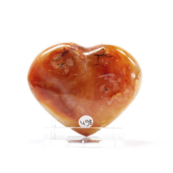 Karneol Herz 99g
