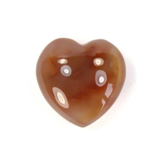 Karneol Herz 68g