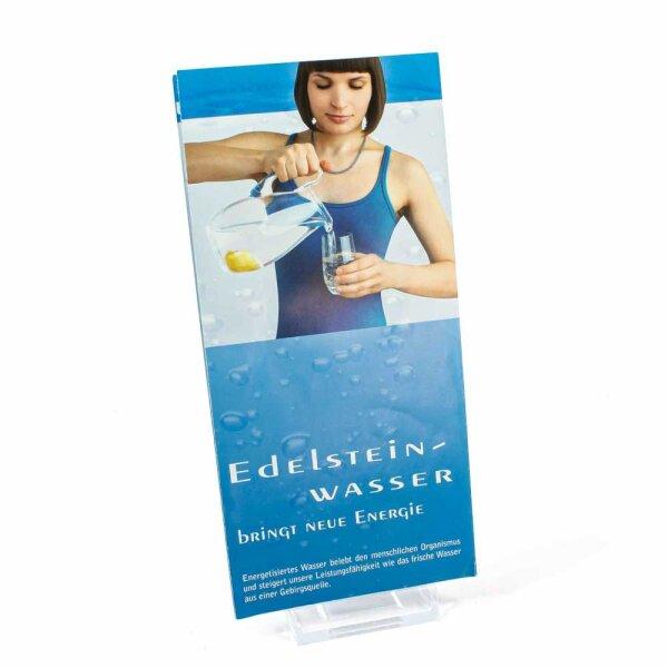 """Informations-Kompendium """"Edelstein-Wasser"""""""