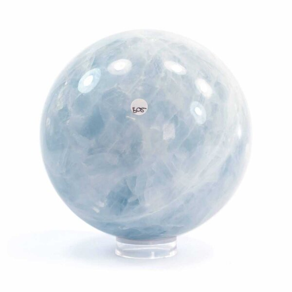 Calcit Blau Kugel 104 mm