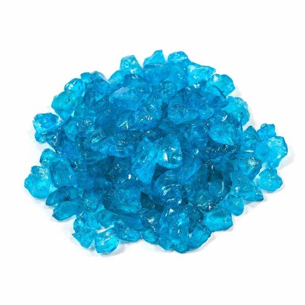 Deco Glasgranulat Blau 1kg (4-10mm)
